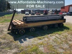 135 Ton Capacity Die Cart For Sale