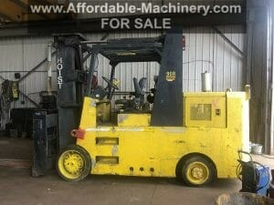 32,000 lb Capacity Hoist Forklift For Sale