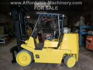 15,500 lb Capacity Yale-Hyster Forklift For Sale