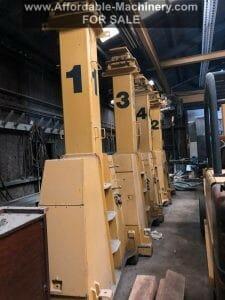 400 Ton Capacity J & R Lift -n- Lock Gantry For Sale