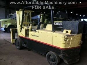 30,000 lbs Capacity Cat Forklift For Sale