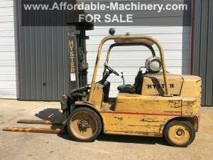 15,000 lb Capacity Hyster S150a Forklift For Sale 7.5 Ton