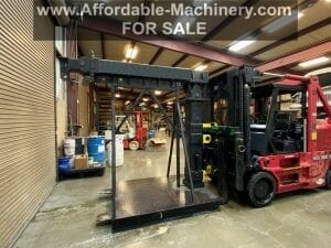 30,000 lb Capacity Taylor Forklift For Sale