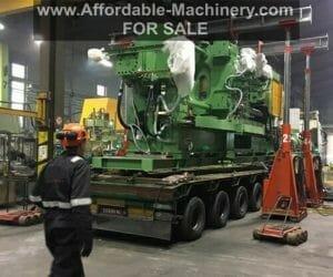 220 Ton Capacity Enerpac Hydraulic Gantry Crane