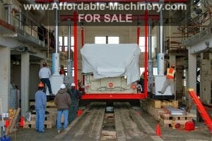 400 Ton Capacity Lift Systems Hydraulic Gantry Four-Point Crane For Sale