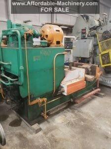 200 Ton Capacity Williams and White Hydraulic Bulldozer Press For Sale