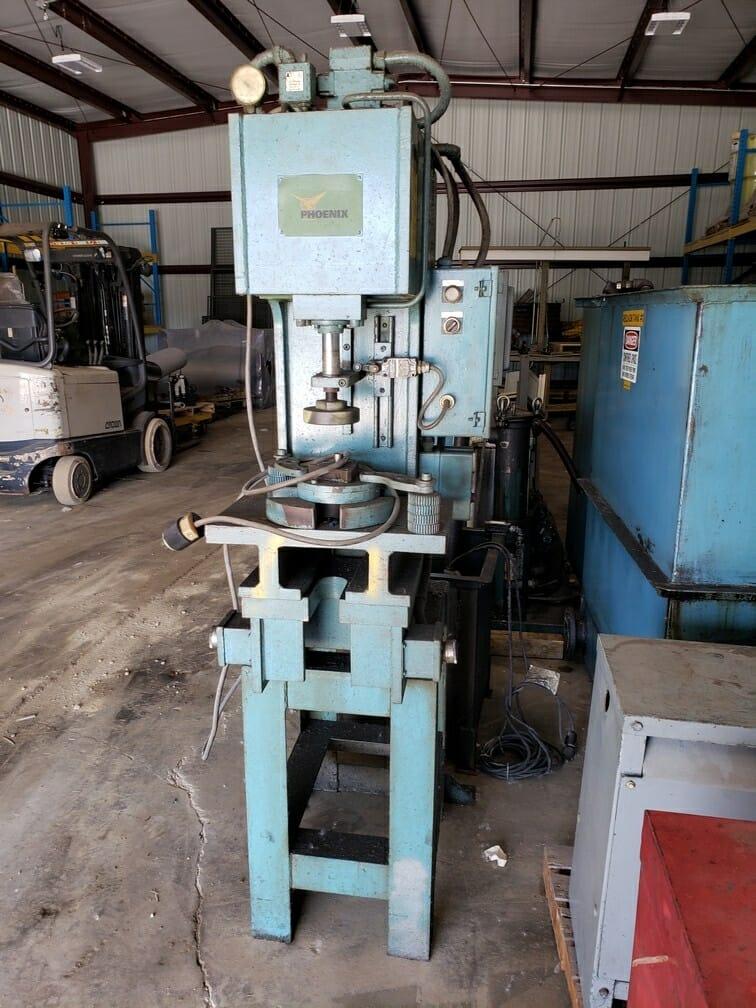 4 Ton Capacity PH Hydraulics C-Frame Press For Sale