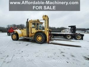 46,000 lb Capacity Hyster Forklift - Model H460B - For Sale