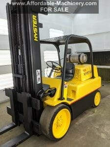 15,000 lb Capacity Hyster S150A Forklift For Sale