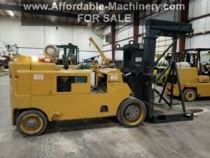20,000lb Forklift For Sale CAT Towmotor