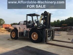 40,000 lb Capacity Royal Air Tire Forklift For Sale