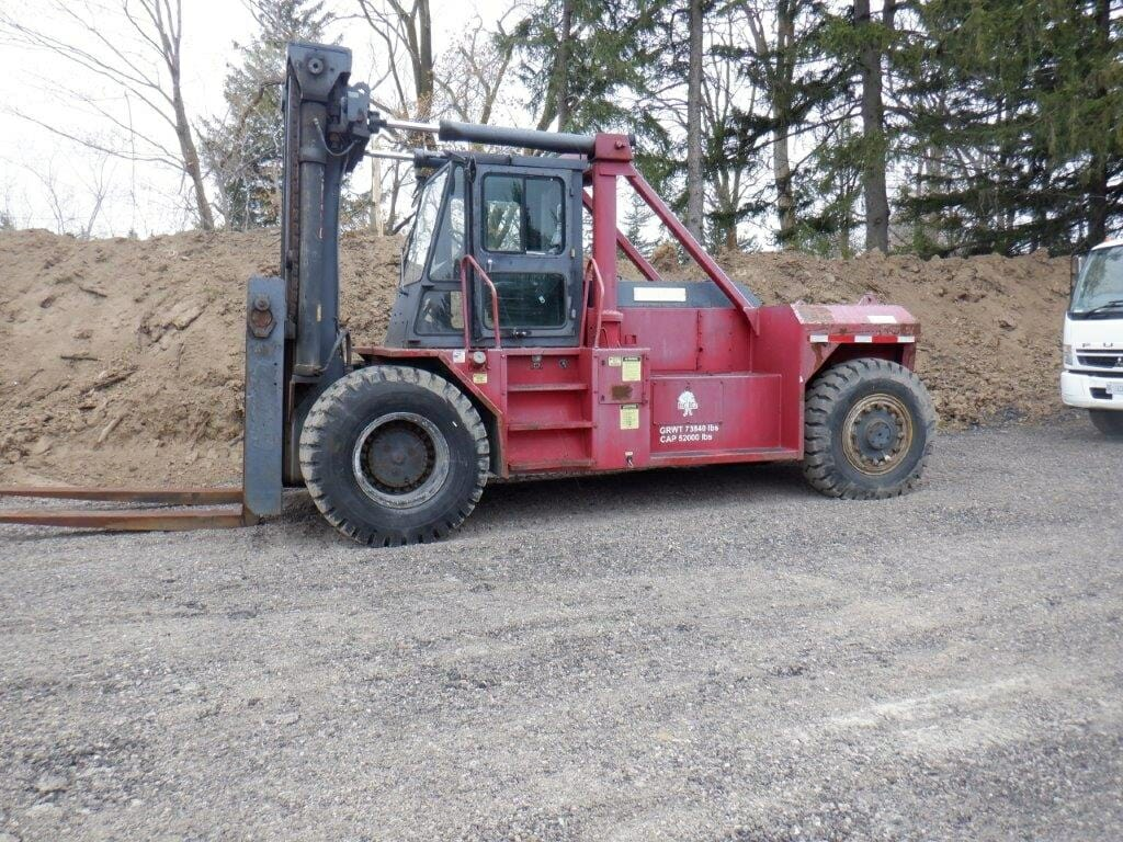 52,000 lb Taylor Forklift For Sale