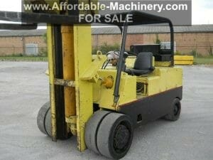 30,000 lb / 40,000 lb Cat T300 Hard Tire Forklift