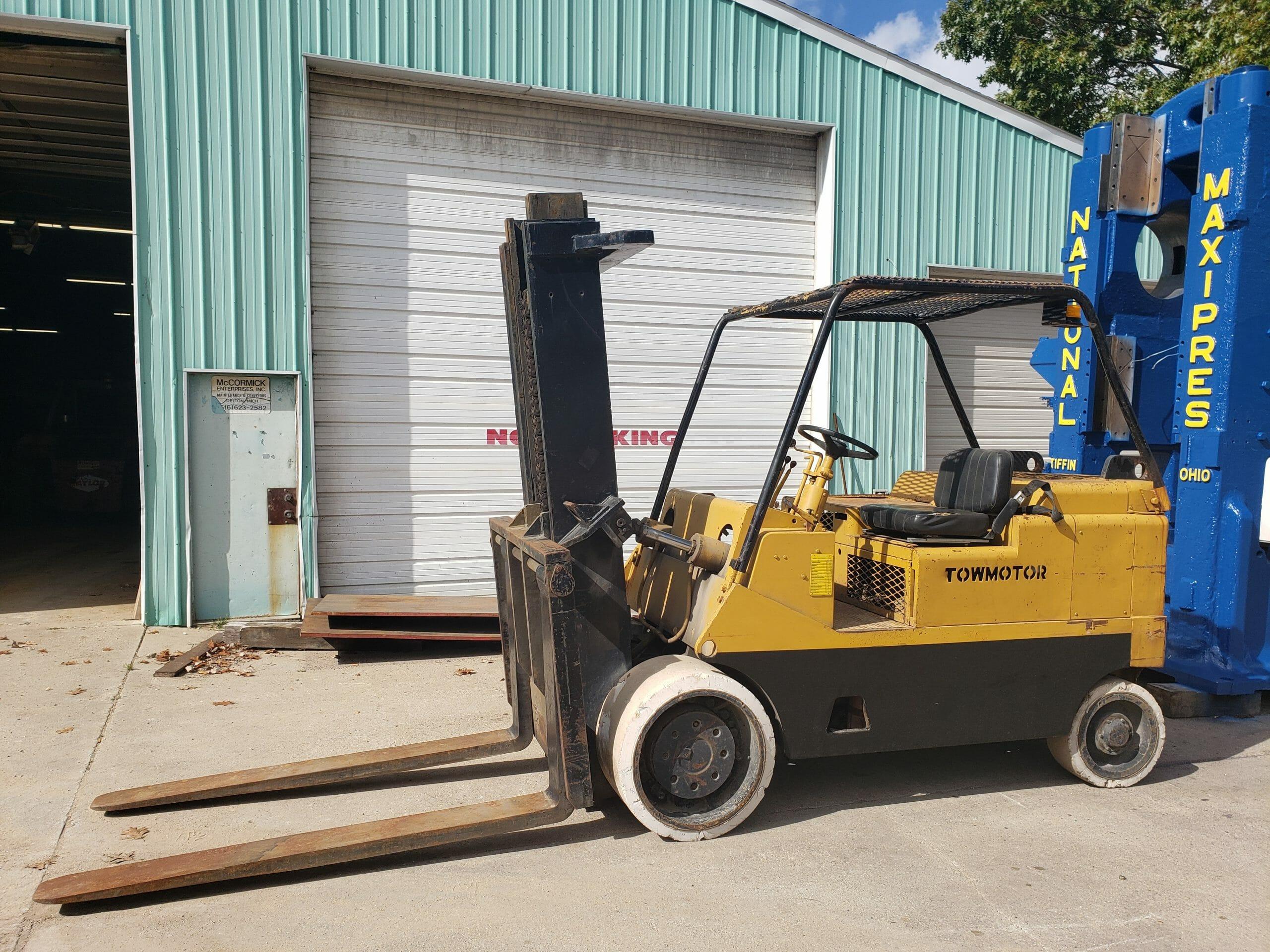 CAT t200 Forklift For Sale